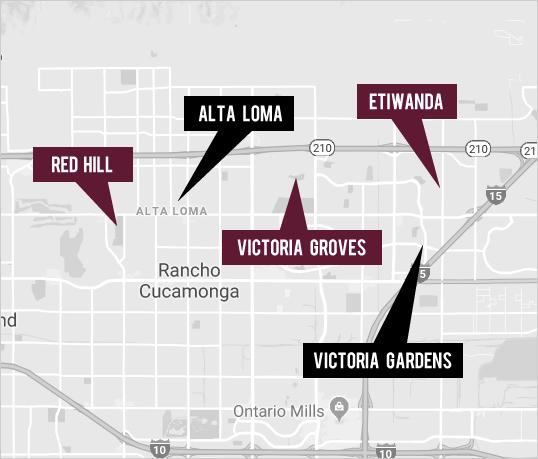 Explore Rancho Cucamonga Real Estate