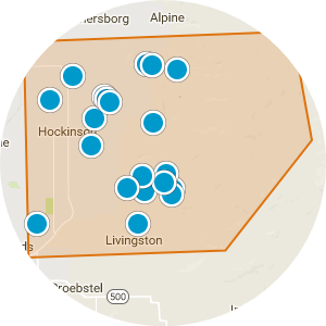 Hockinson Real Estate Map Search