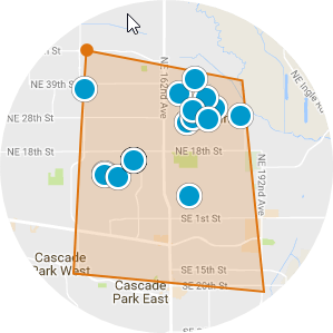 Mill Plain Real Estate Map Search