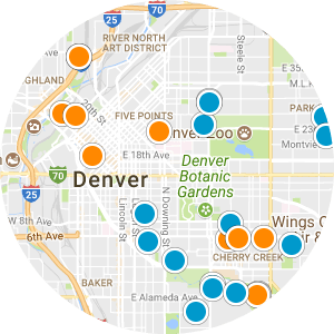 Commerce City Real Estate Map Search