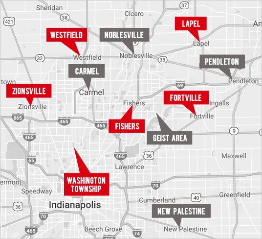 Explore Indy Area Real Estate