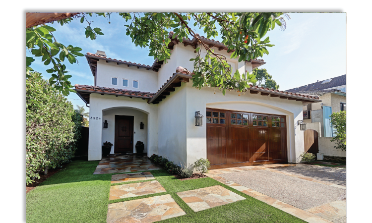 3524 Laurel Ave- Manhattan Beach- Tree Section