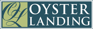 Oyster Landing Logo - Sneads Ferry Real Estate Community