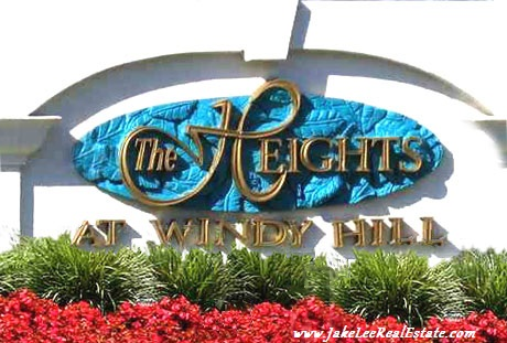 Homes For Sale At The Heights Of Windy Hill North Myrtle Beach