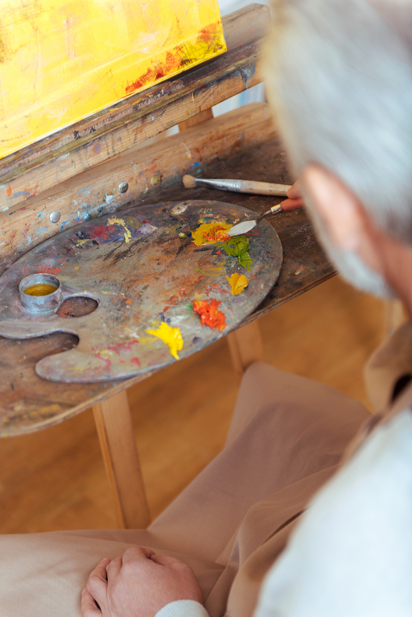 Learn to paint near your Grants Pass home.
