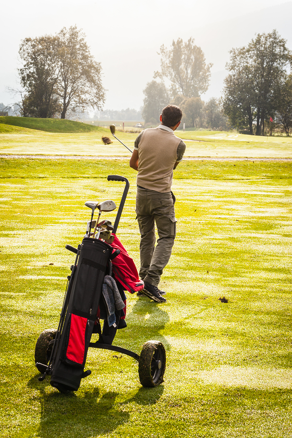 Grants Pass Property Owners Play Golf at Dutcher Creek