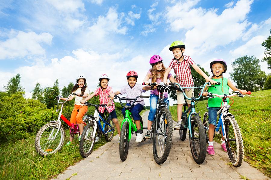 Grants Pass home owners go biking.