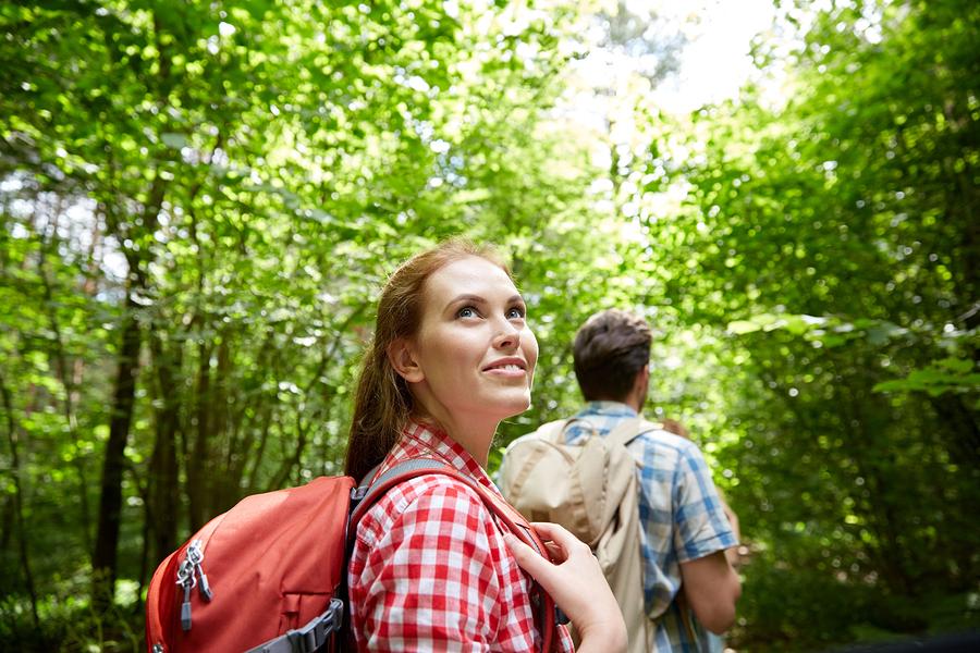 Go hiking near Grants Pass homes.