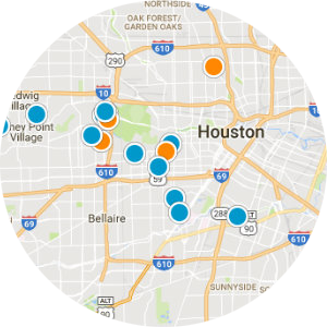 Houston Real Estate Map Search