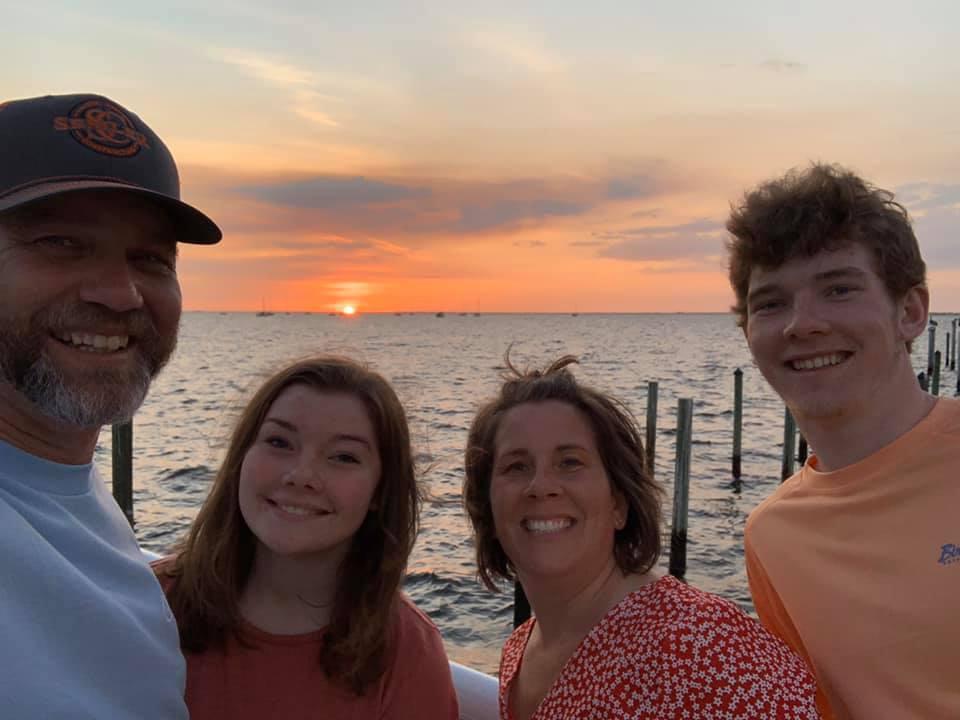 The Family Enjoying SW Florida