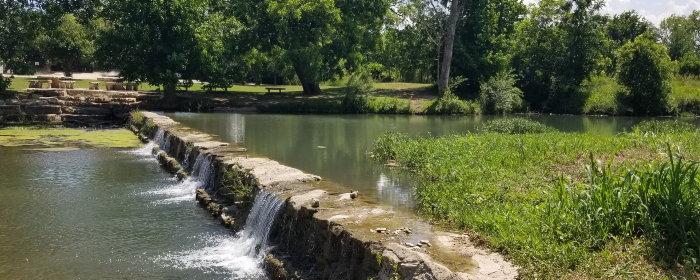 Salado Waterfall