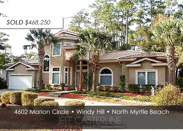 4602 Marion Circle in North Myrtle Beach
