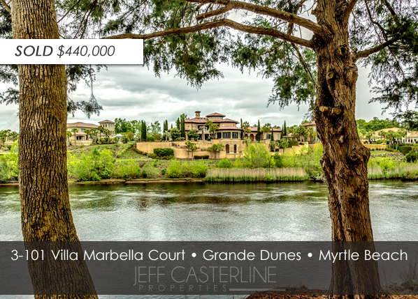 3-101 Villa Marbella Court in Villa Marbella at Grande Dunes
