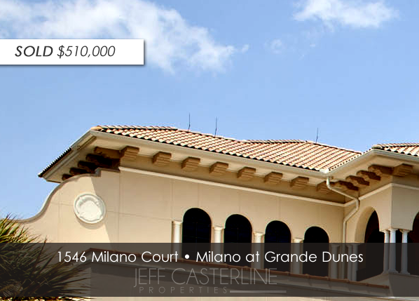 1546 Milano Court in Milano at Grande Dunes
