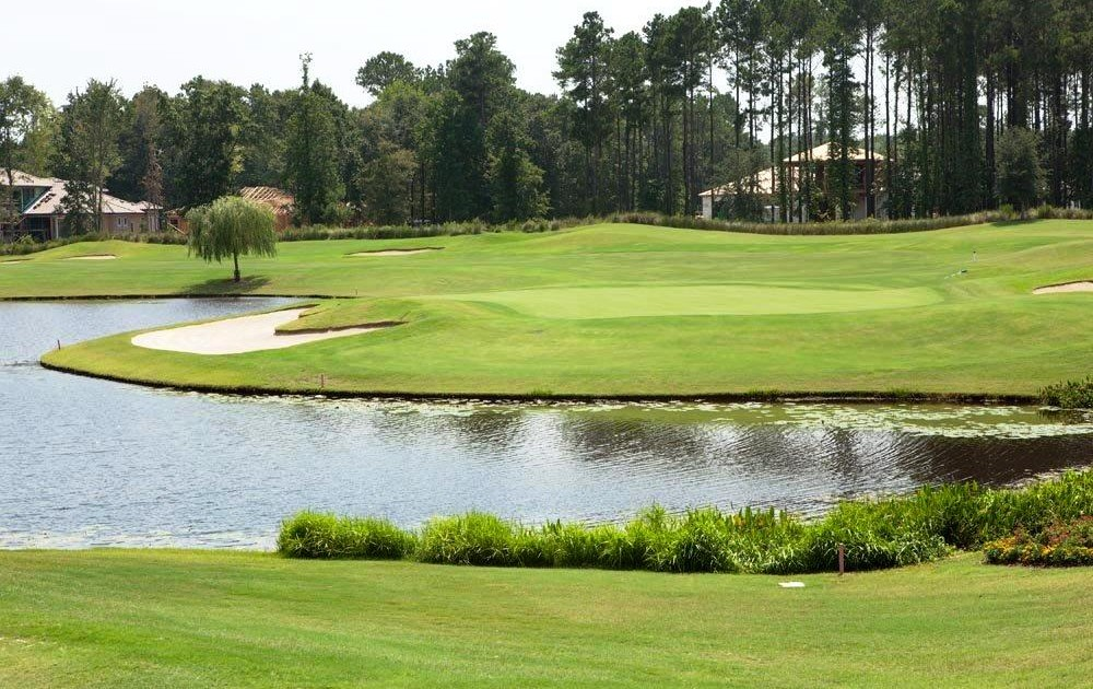 Golf/Tennis Communities in Myrtle Beach