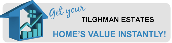 Tilghman Estates Home Values