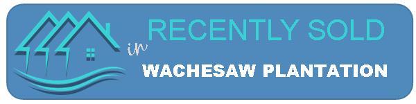 Recent Sales in Wachesaw Plantation
