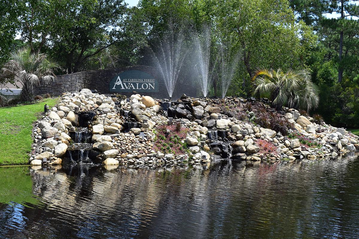 Avalon Waterfall image