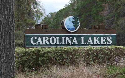 Carolina Lakes Homes For Sale