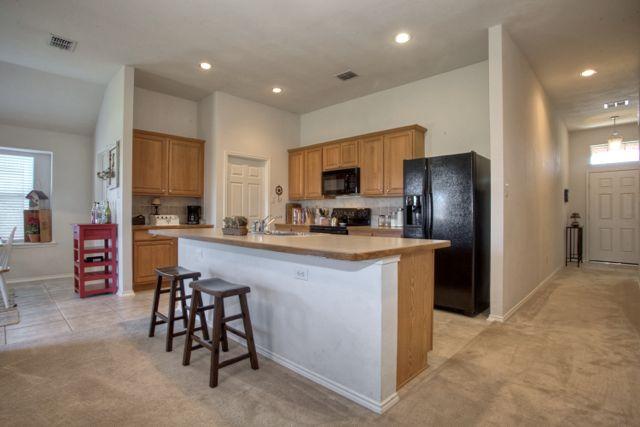 641 Horn Street Crowley TX 76036 Kitchen