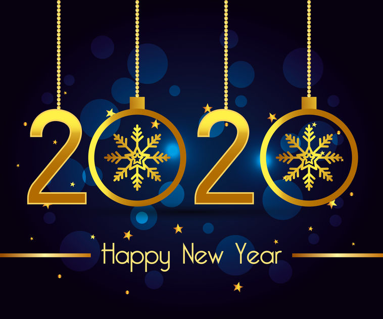 Have a Happy New Year 2020