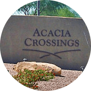 Acacia Crossings Homes for Sale
