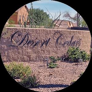 Desert Cedars and Alterra Homes for Sale
