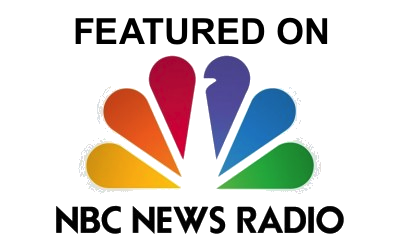 Featured on NBC News Radio