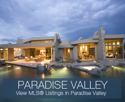 Paradise Valley, AZ Homes For Sale