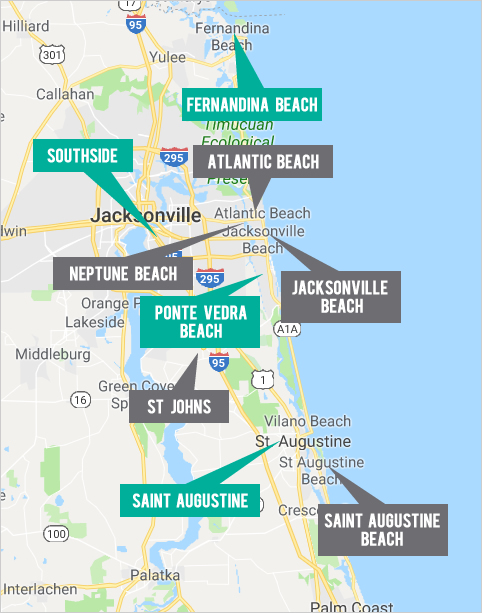 Explore Jacksonville Real Estate