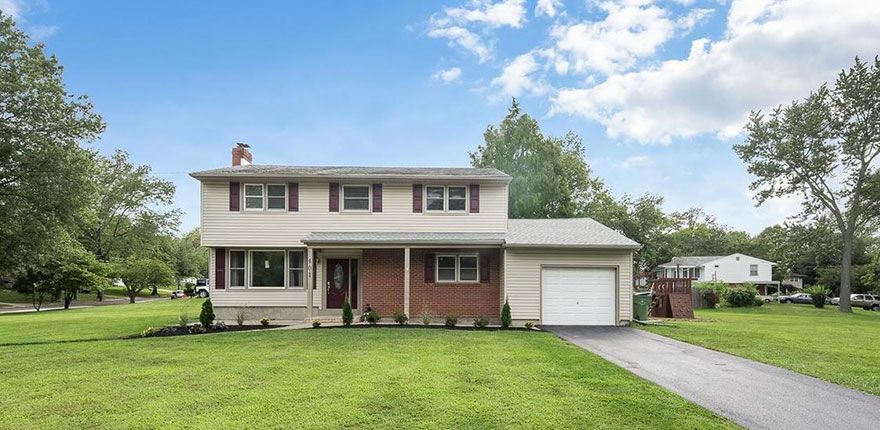 single family home in cherry hill estates