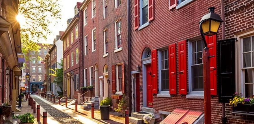 old city neighborhood