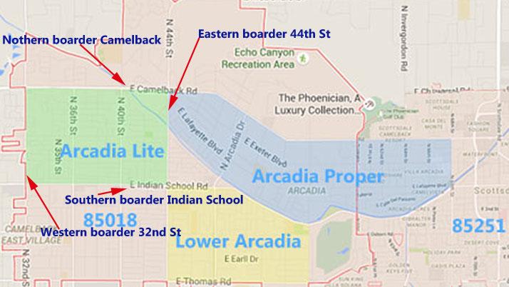 Arcadia/ Biltmore