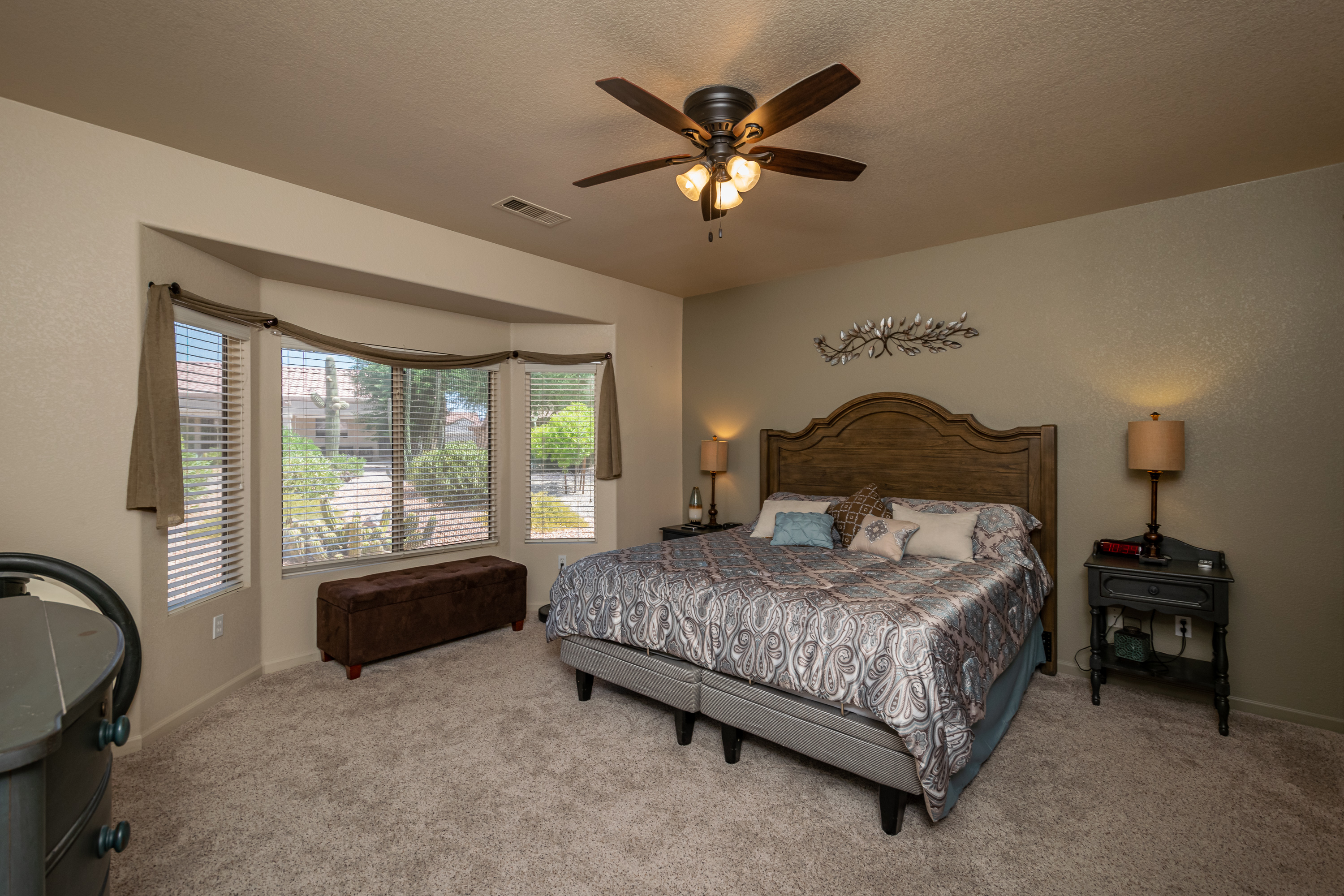 15764 W Spring Tree Way Surprise AZ Sun City Grand Master Bedroom
