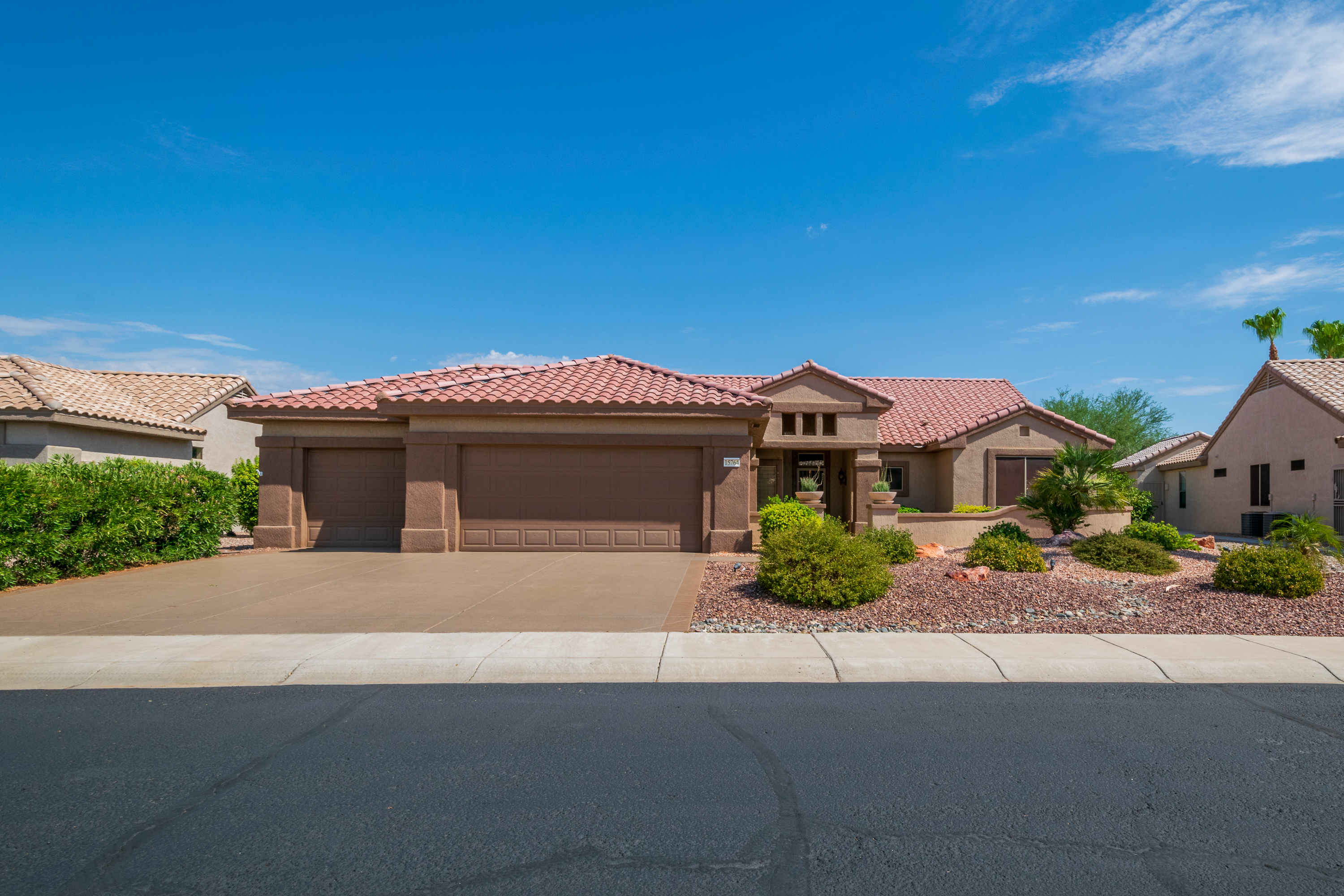 15764 W Spring Tree Way Surprise AZ Sun City Grand Front