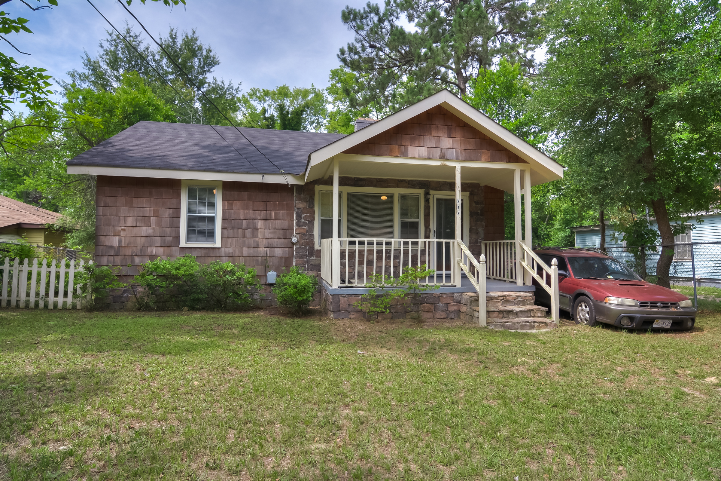 Adorable Cottage In The Perfect Aiken Location