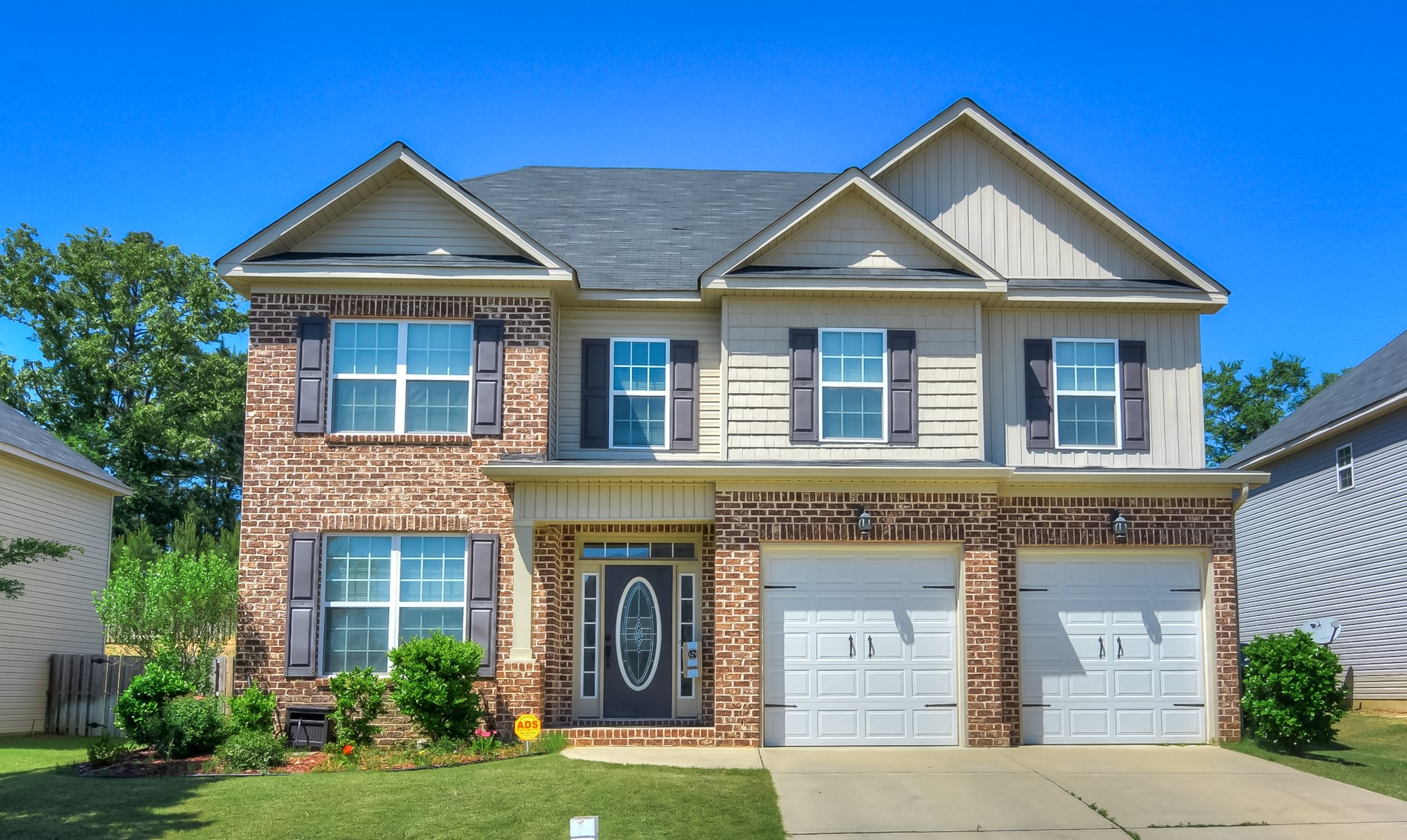 perfect family home in grovetown
