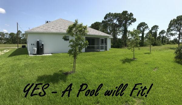 Hansen Homes New Construction Single Family NE Cape Coral Florida