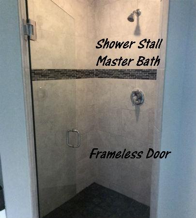 Shower Stall photo Hansen built 2018 single family home