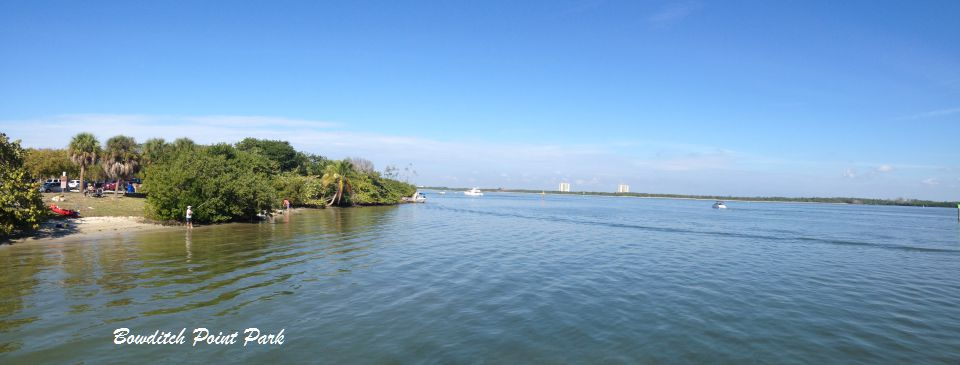 Bowditch Point Park at North End Estero Island