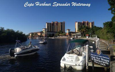 South Spreader Waterway Cape Coral Florida