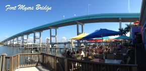 Fort Myers Bridge and Nervous Nellies