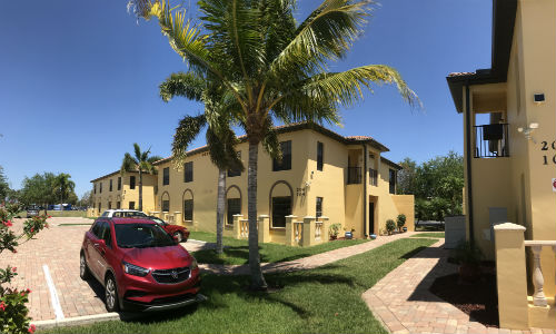 Bellagio Gardens Condos for sale in Cape Coral Florida