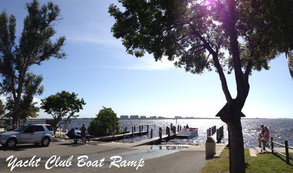 Yacht Club Boat Ramp