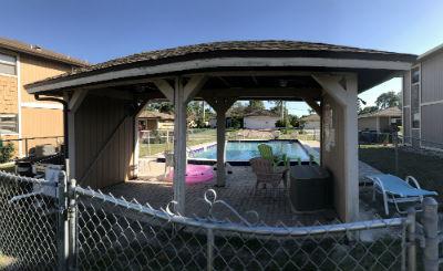 Pool Area Bogey Side Condominium