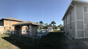 Pool Photos from Bogey Side Condo for sale Cape Coral