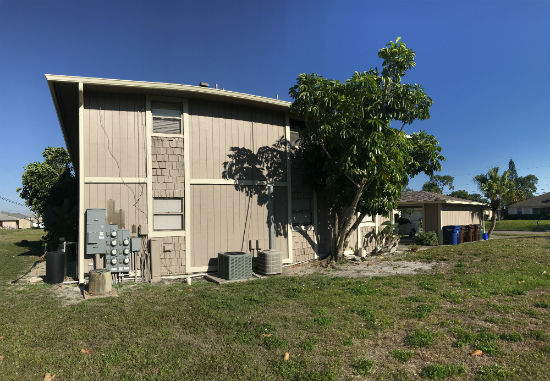 Side View Bogey Side Condos for sale in Cape Coral