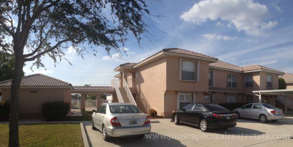 Belvedere Condominiums For Sale Cape Coral Florida