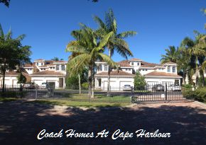 Cape Harbour Coach Homes