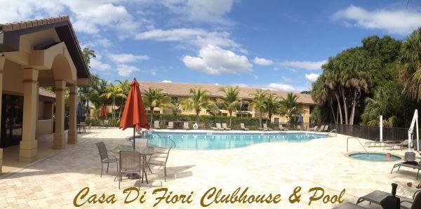 Casa di Fiori Pool
